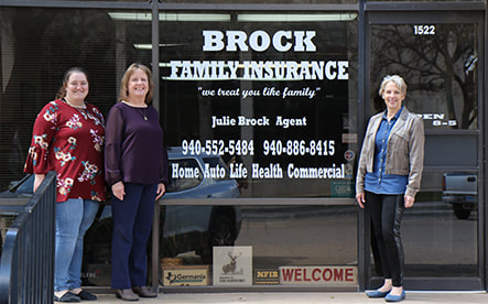 Brock Family Insurance Services - Vernon, TX